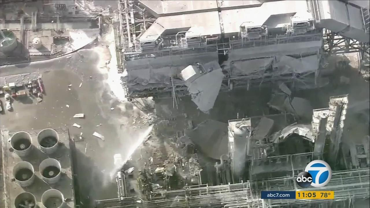 2015 Torrance refinery blast was preventable, board says