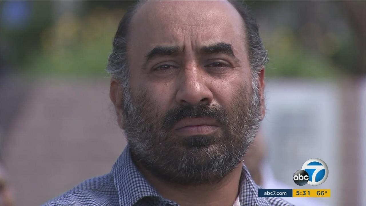 Gurmukh Singh, a married father of two who has been in the U.S. for nearly two decades, is fighting ICE efforts to deport him.
