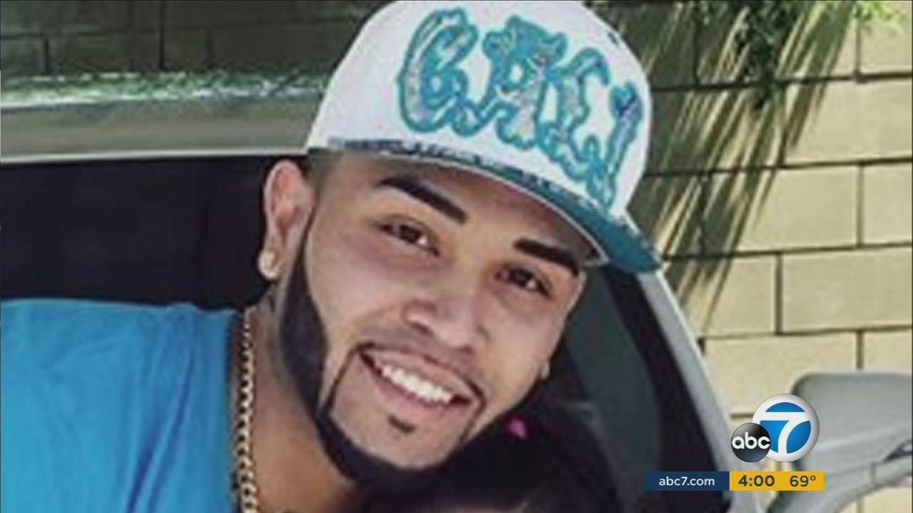 Jonathan Benitez, 27, was shot and killed while sitting in his car in the 300 block of Winchester Avenue in Rialto on Thursday, May 11, 2017.