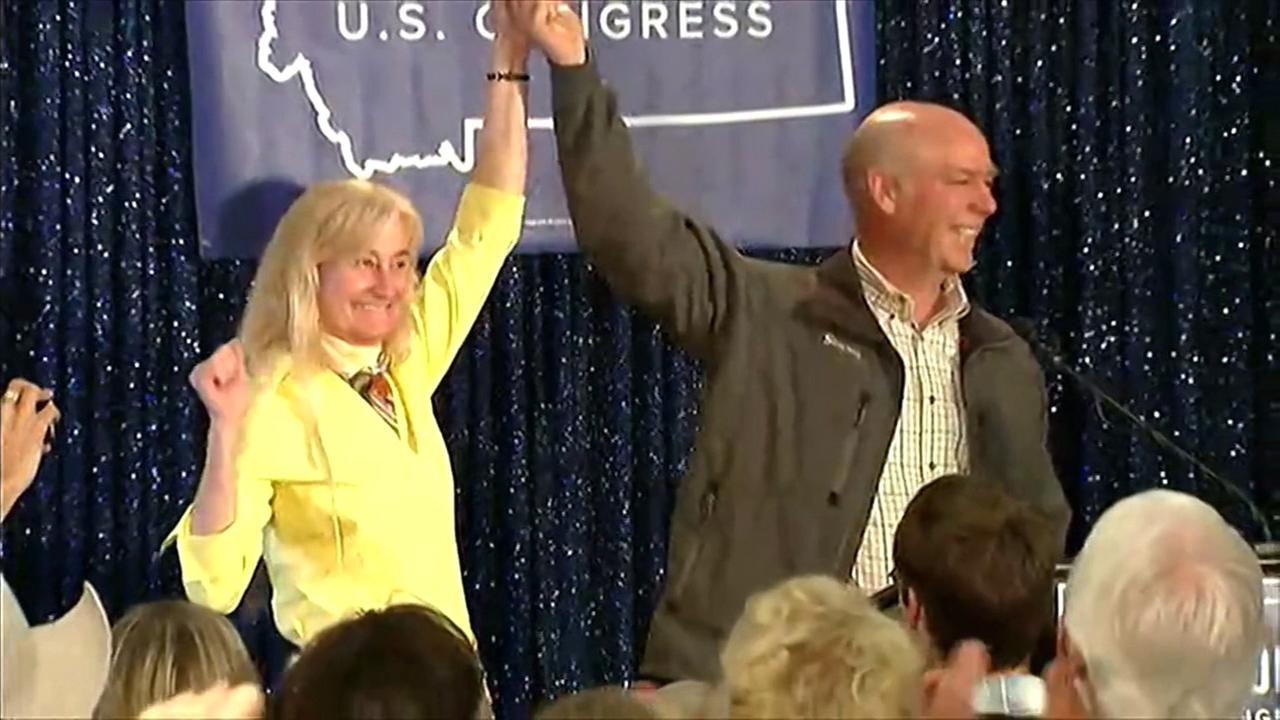 Republican multimillionaire Greg Gianforte won Montanas only U.S. House seat on Thursday, May 25, 2017.