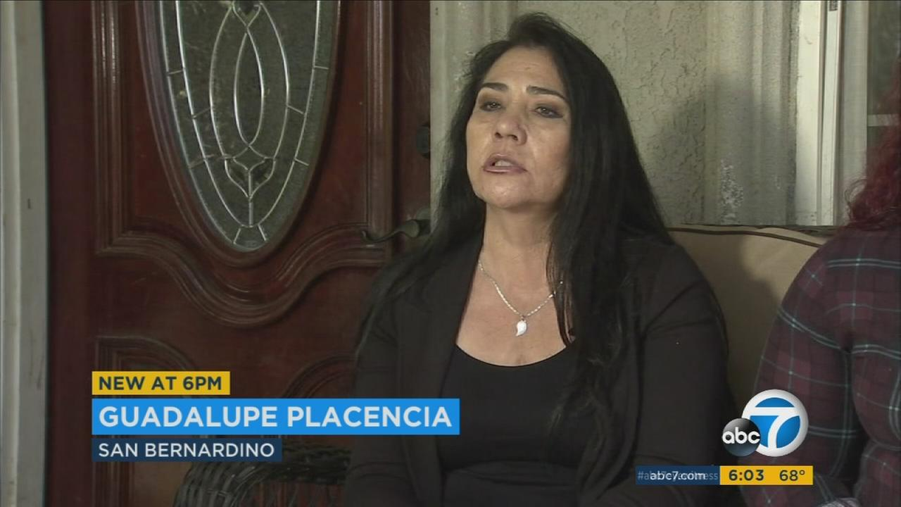 Guadalupe Placencia is suing federal immigration officials after being detained by ICE agents.