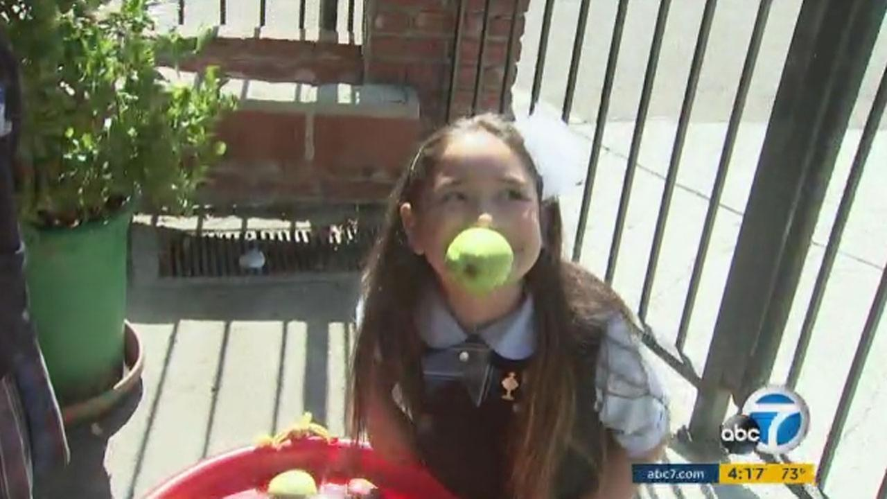 Your mother may have told you not to play with your food, but educators say it might be a creative way to get your kids to eat their broccoli.