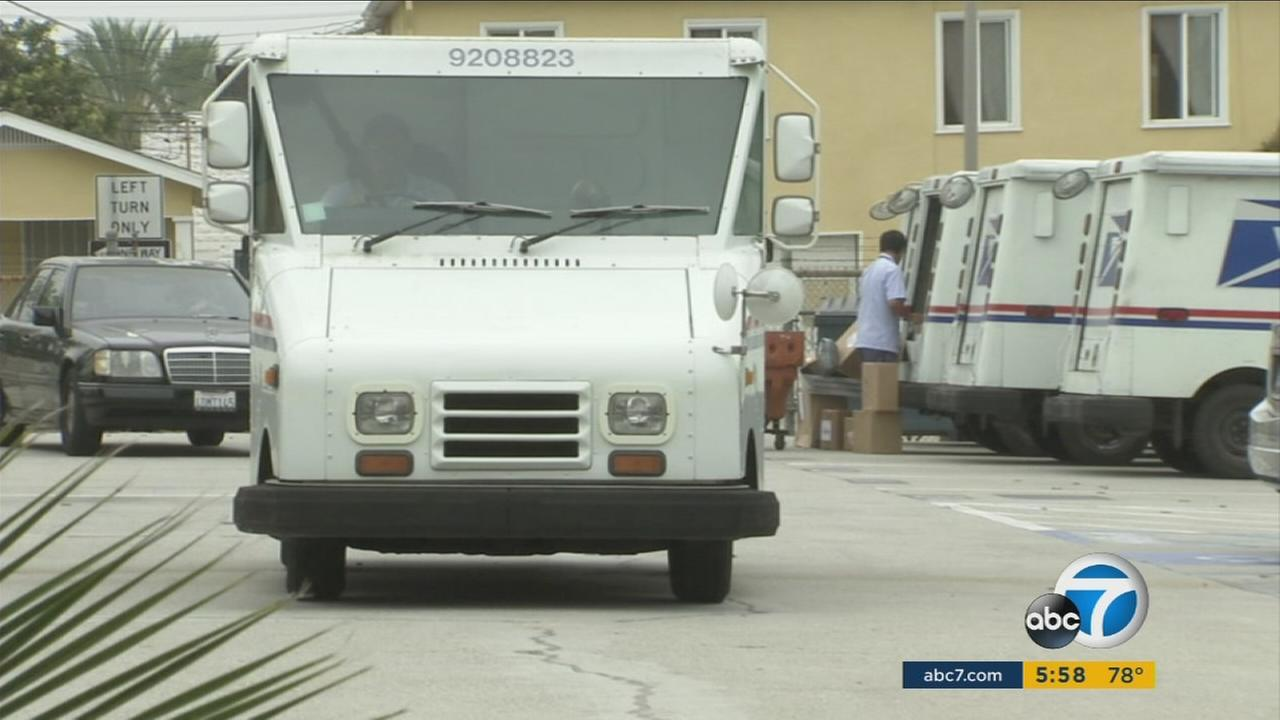 Montebello mailman drives 30 years without accident