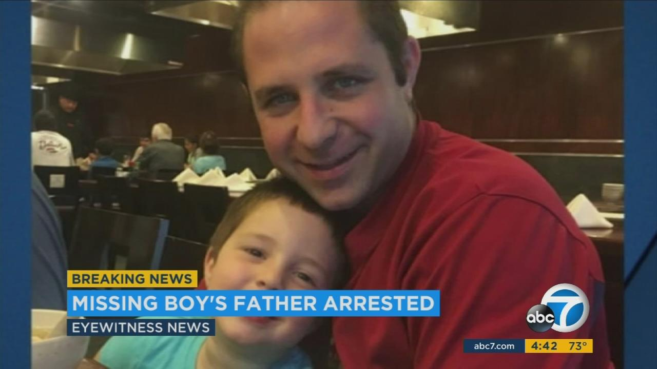 Aramazd Andressian Sr., 35, was arrested for the murder of his son Aramazd Andressian Jr. on Friday, June 23, 2017 in Las Vegas.