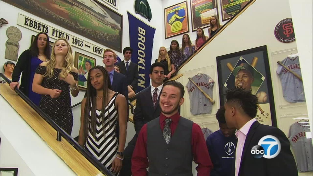 ABC7 teamed up with the Southern California Newspaper Group to honor Southern Californias best high school athletes in 11 categories for the 2016-17 sports season.