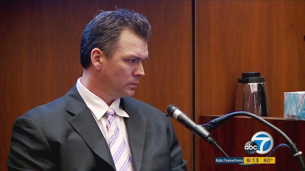 John Creech took the stand Tuesday to describe the deadly fight that killed 20th Century Fox executive Gavin Smith and said he wishes he did not try to hide evidence afterward.