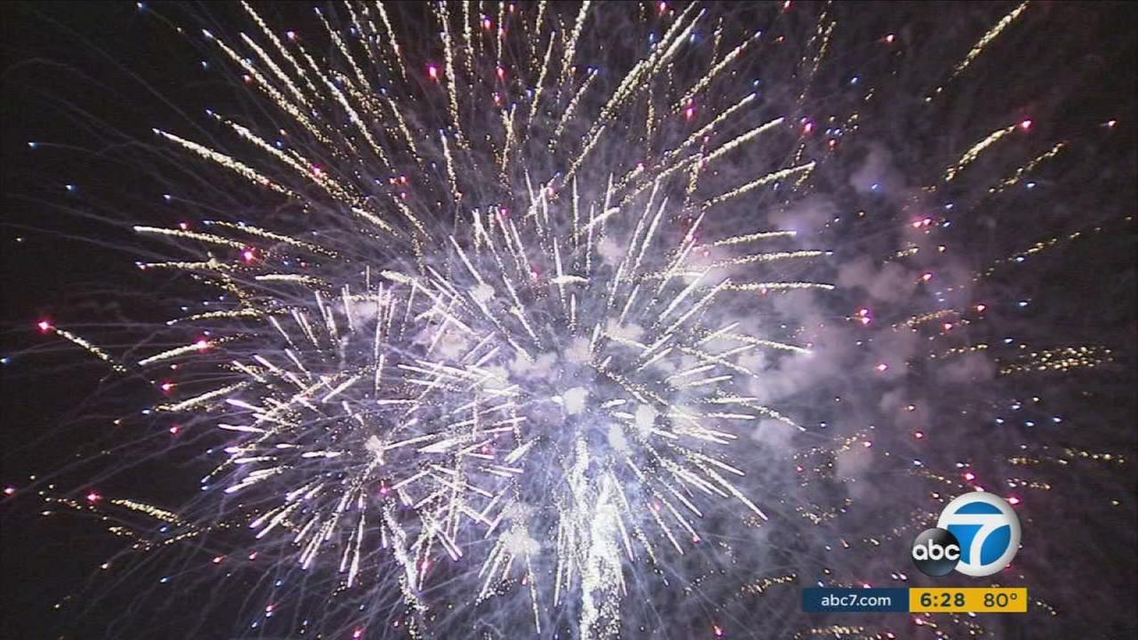 Residents of Rancho Palos Verdes and other areas in the South Bay hope to revive a popular fireworks show after the woman who sponsored it passed away in 2016.