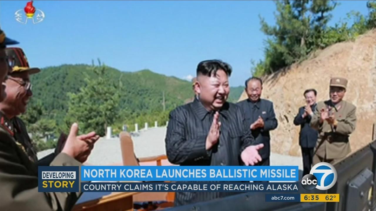 The country claimed it successfully test-launched its first intercontinental ballistic missile, directly rebuking President Donald Trumps earlier declaration that such a test wont happen!