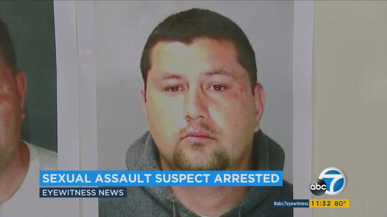 Man accused of attempted sex assault of elderly North Hills woman