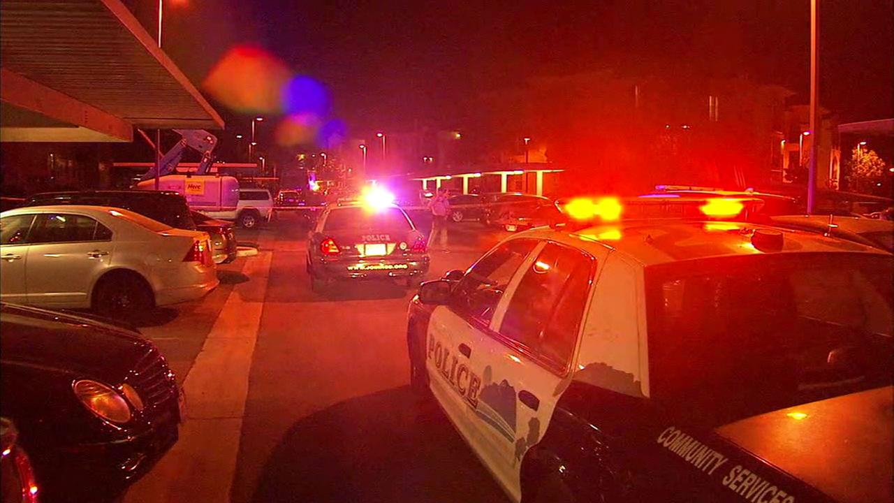 Man wounded in officer-involved shooting in Moreno Valley
