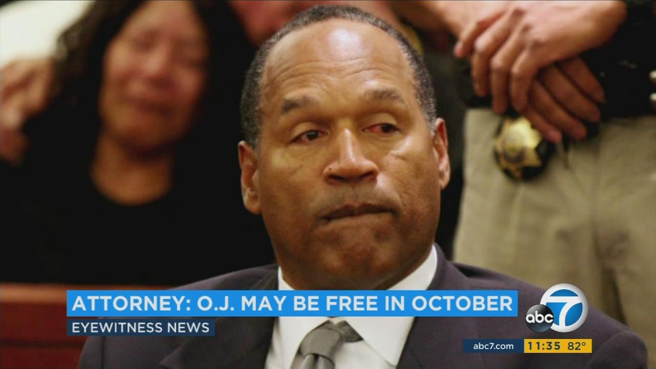 OJ Simpson has good chance at getting parole in Nevada robbery