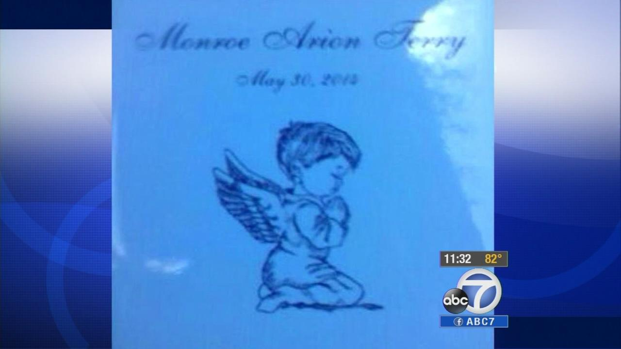 Monroe Arion Terrys ashes were stolen from his familys Hemet home.