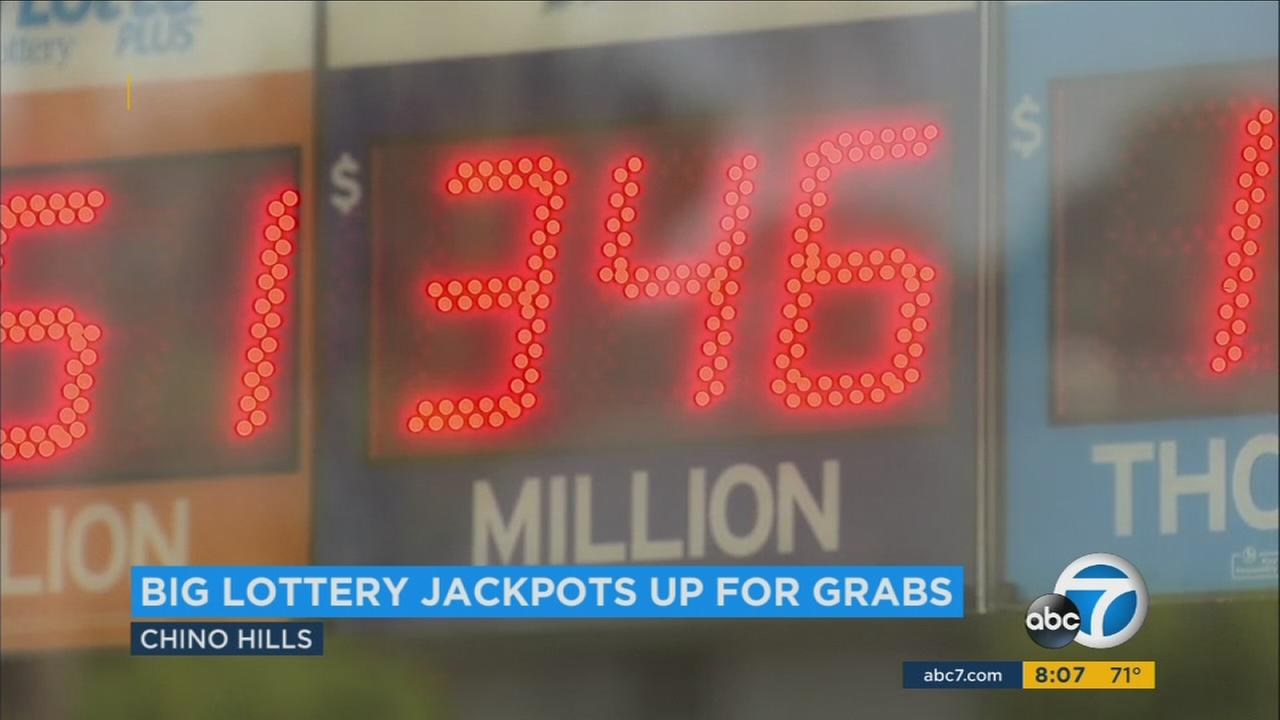 An electronic sign at a store in Chino Hills indicates the MegaMillions jackpot has grown to $346 million as of Saturday, Aug. 5, 2017.