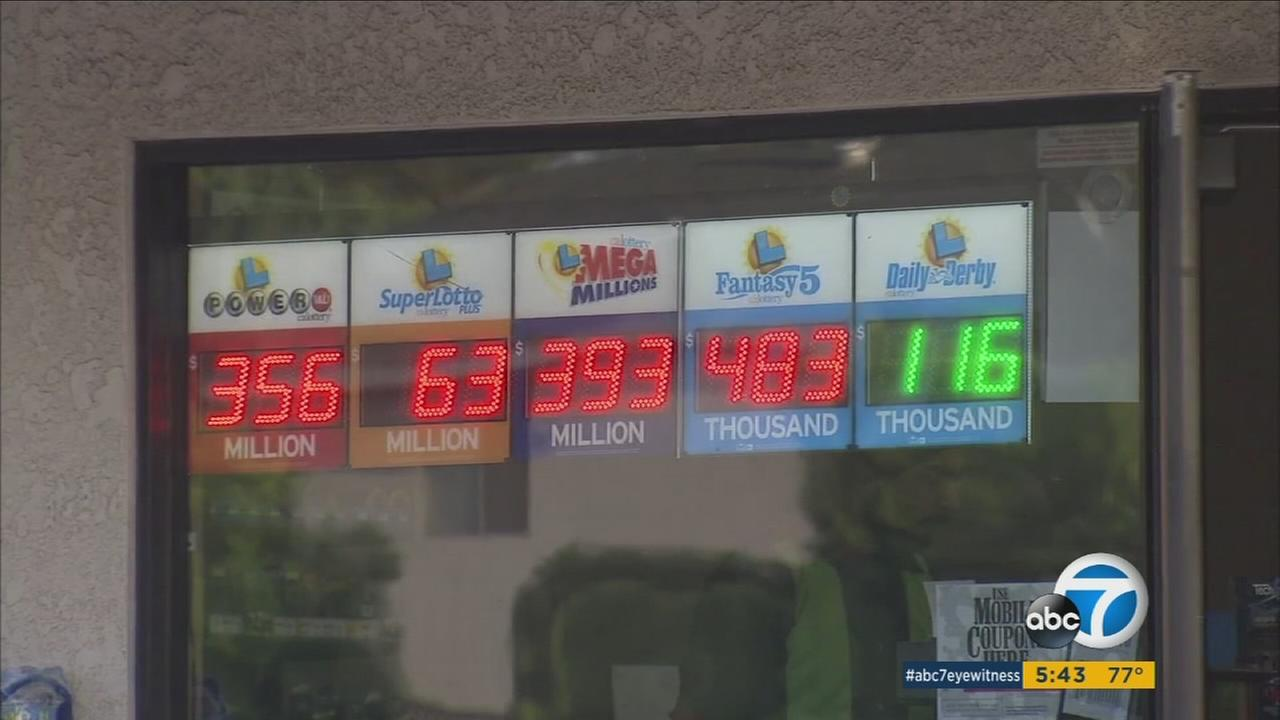 Hope was running high Friday, Aug. 11, 2017, as two lottery jackpots topped $350 million.