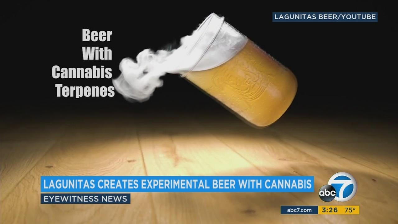 The California-based brewery debuted their beer, Super Critical, last week.