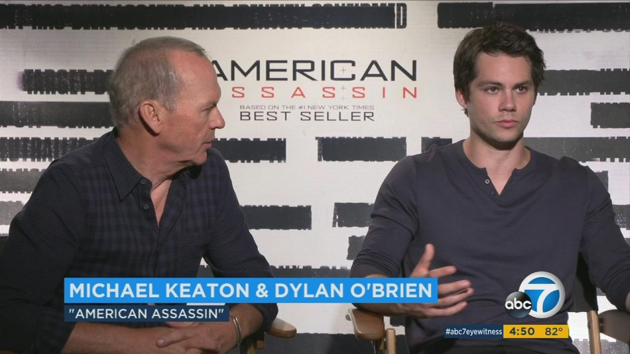 The new movie American Assassin tells the story of a young man who is out for blood.