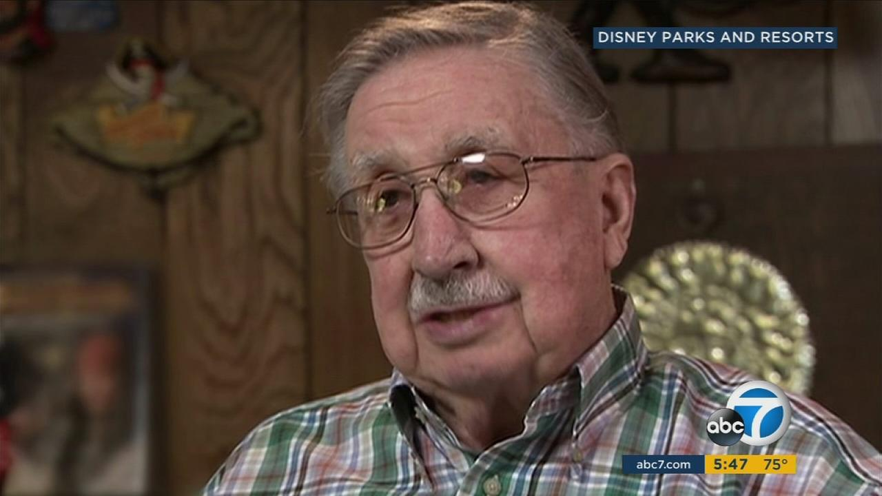 Disney lost one of its legends: animator and writer Francis Xavier Atencio died Sunday at the age of 98.