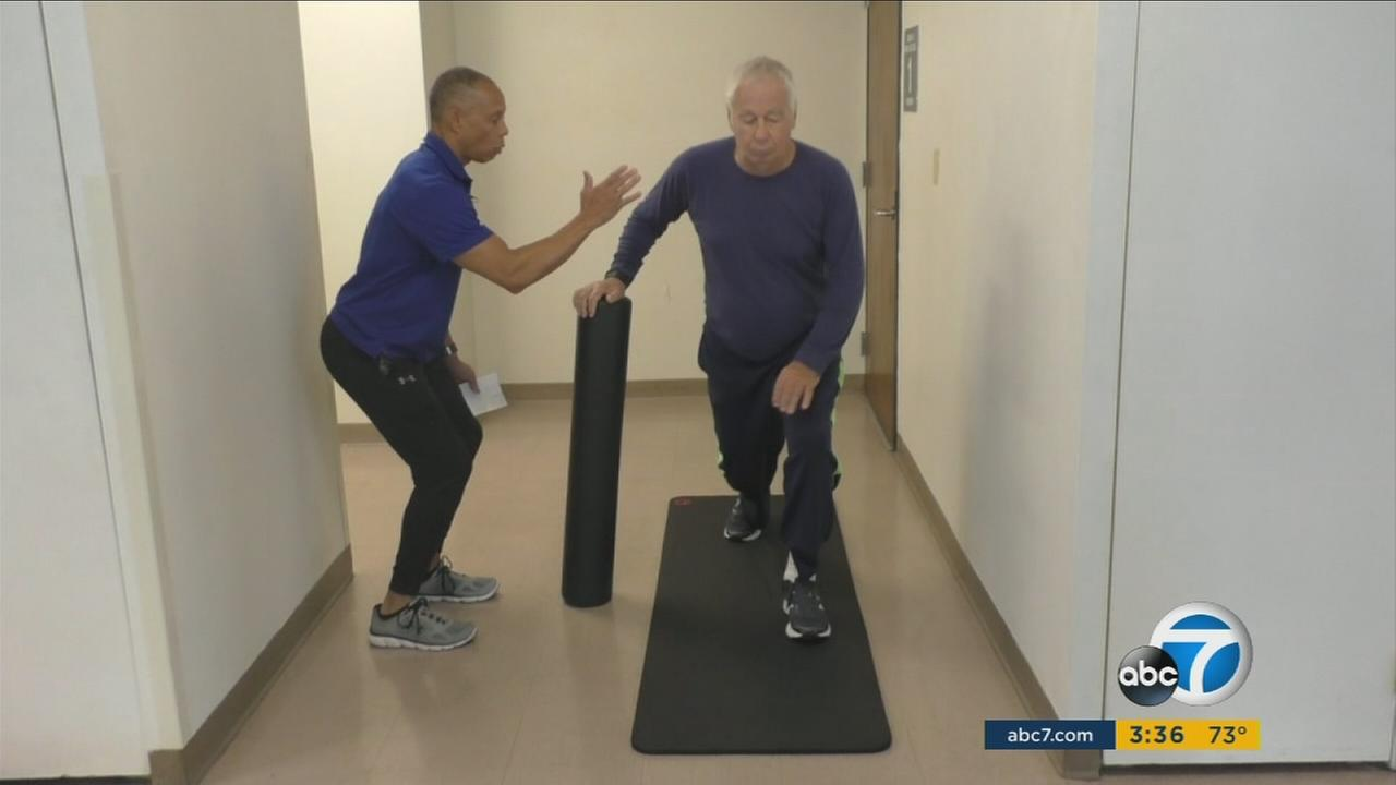 A training tool that has helped athletes, firefighters and soldiers check physical capabilities is now being used to assess seniors.