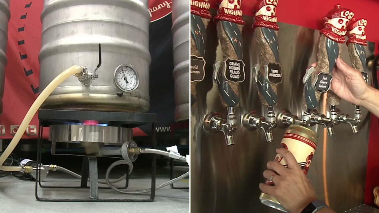 Some Colorado breweries are making beer with recycled wastewater.
