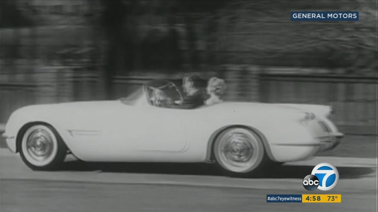 Chevrolets legendary Corvette was launched in 1953 with a six-cylinder model that got by on just 150 horsepower.