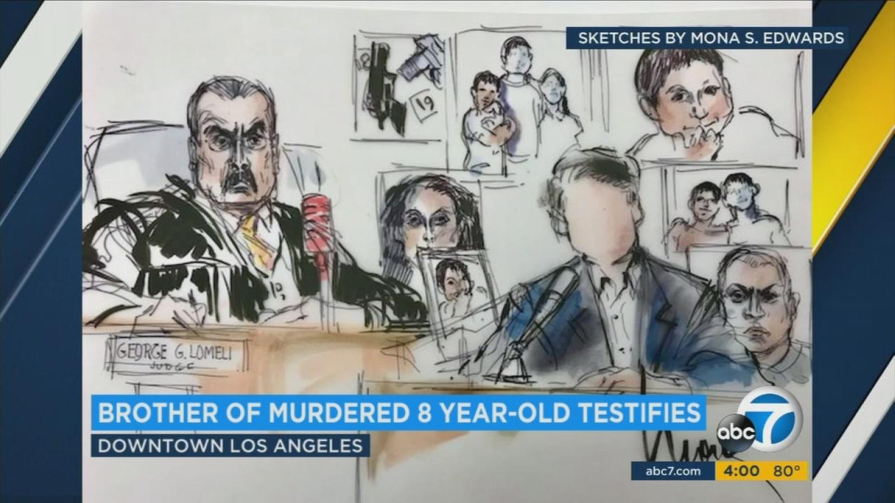 Courtroom sketch provided by Mona S. Edwards.