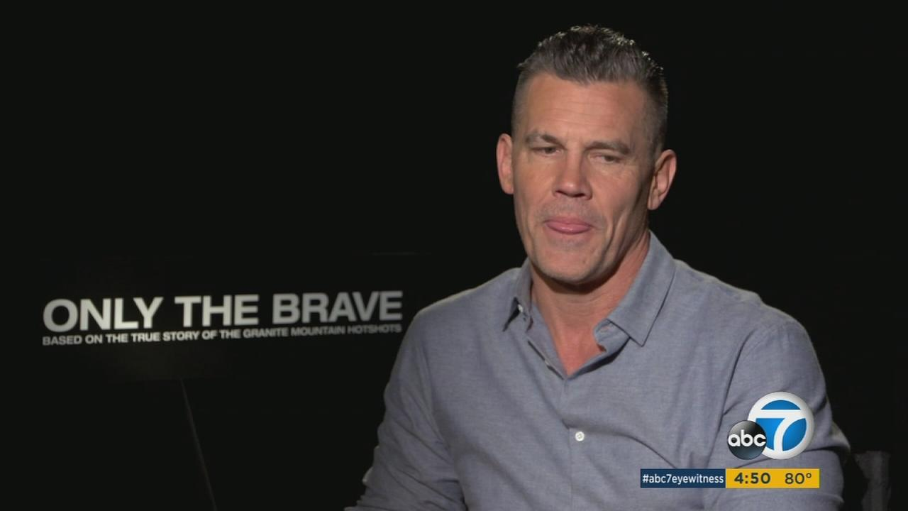The bond of brotherhood forged between firefighting heroes is explored in new fact-based film Only the Brave.