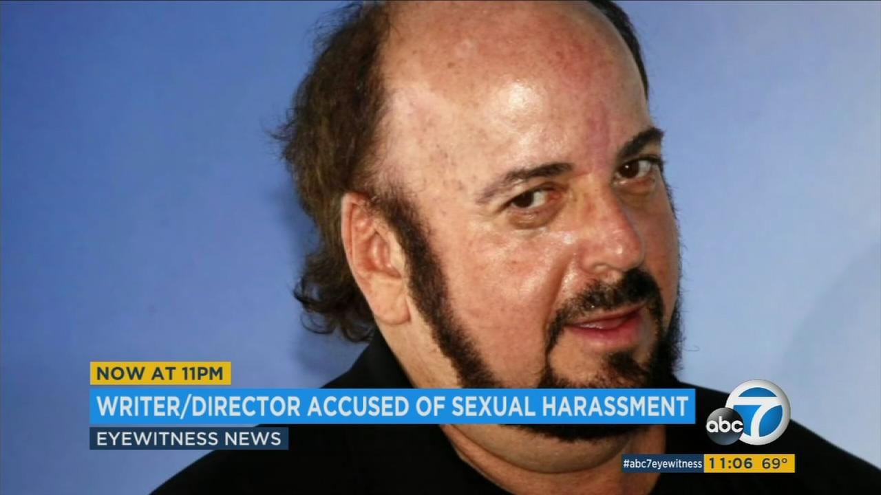 Writer and director James Toback, who got an Oscar nomination for writing Bugsy, has been accused of sexual harassment by 38 women in a report published Sunday.