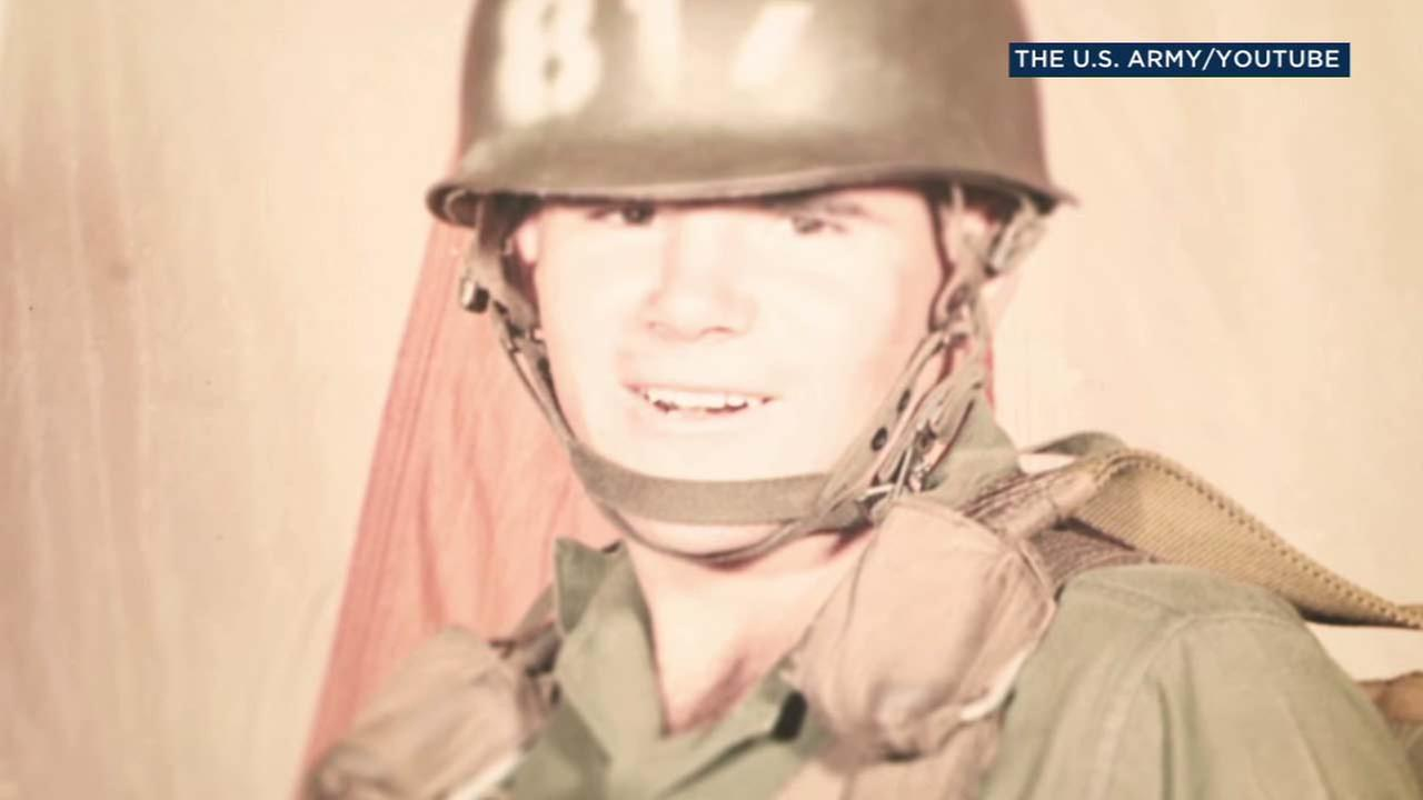 Army Capt. Gary Rose is seen in an undated file photo.