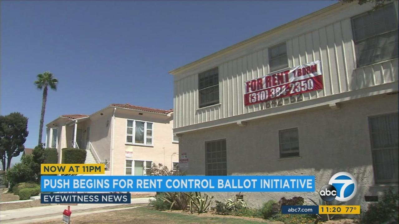 A statewide ballot measure is now circulating that would allow cities and counties throughout California to expand their local rent control laws.