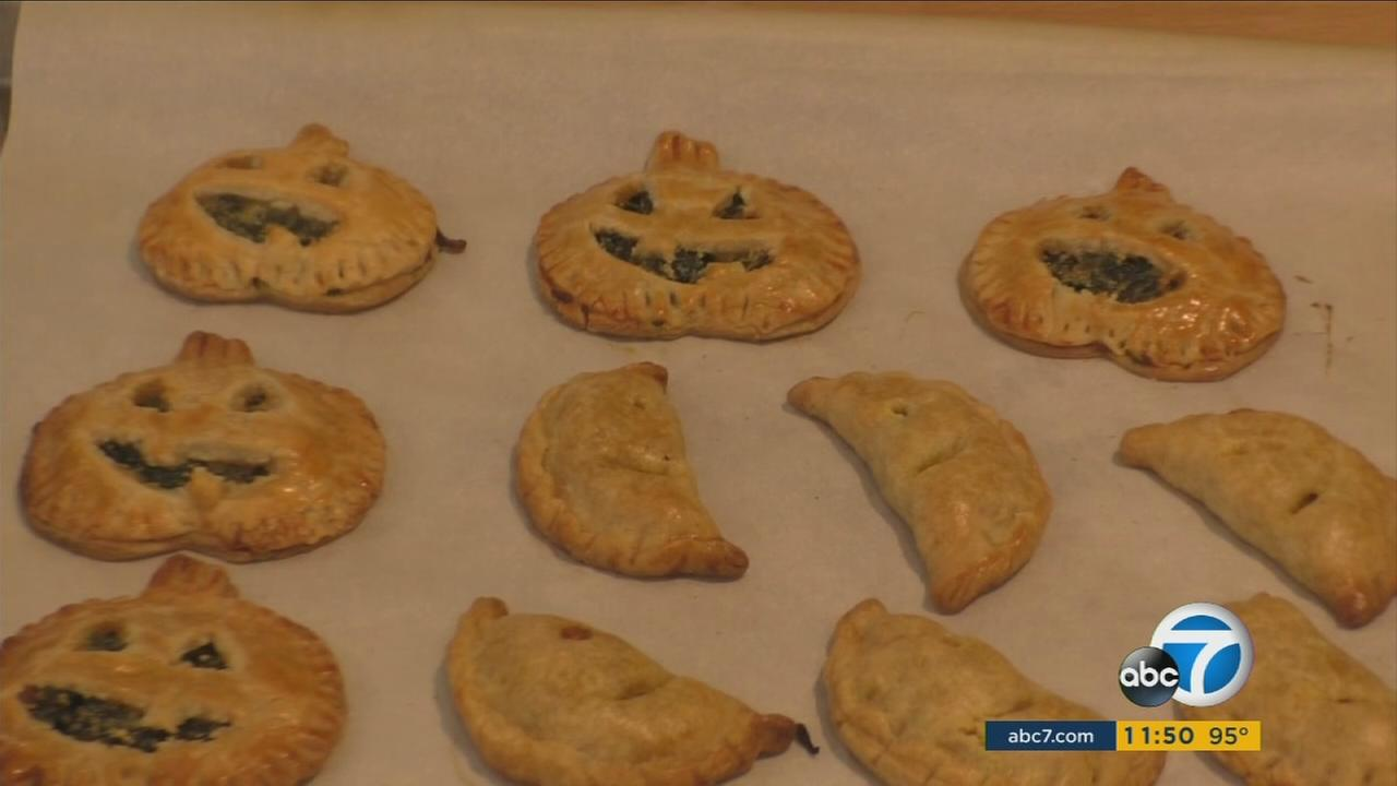 Sunsets Halloween hand pies a savory solution for your holiday party