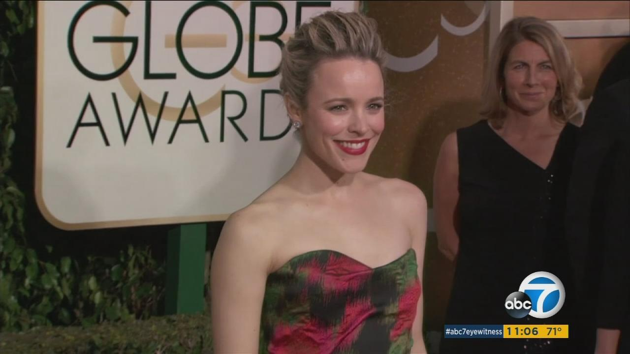 Actress Rachel McAdams is shown in a photo.