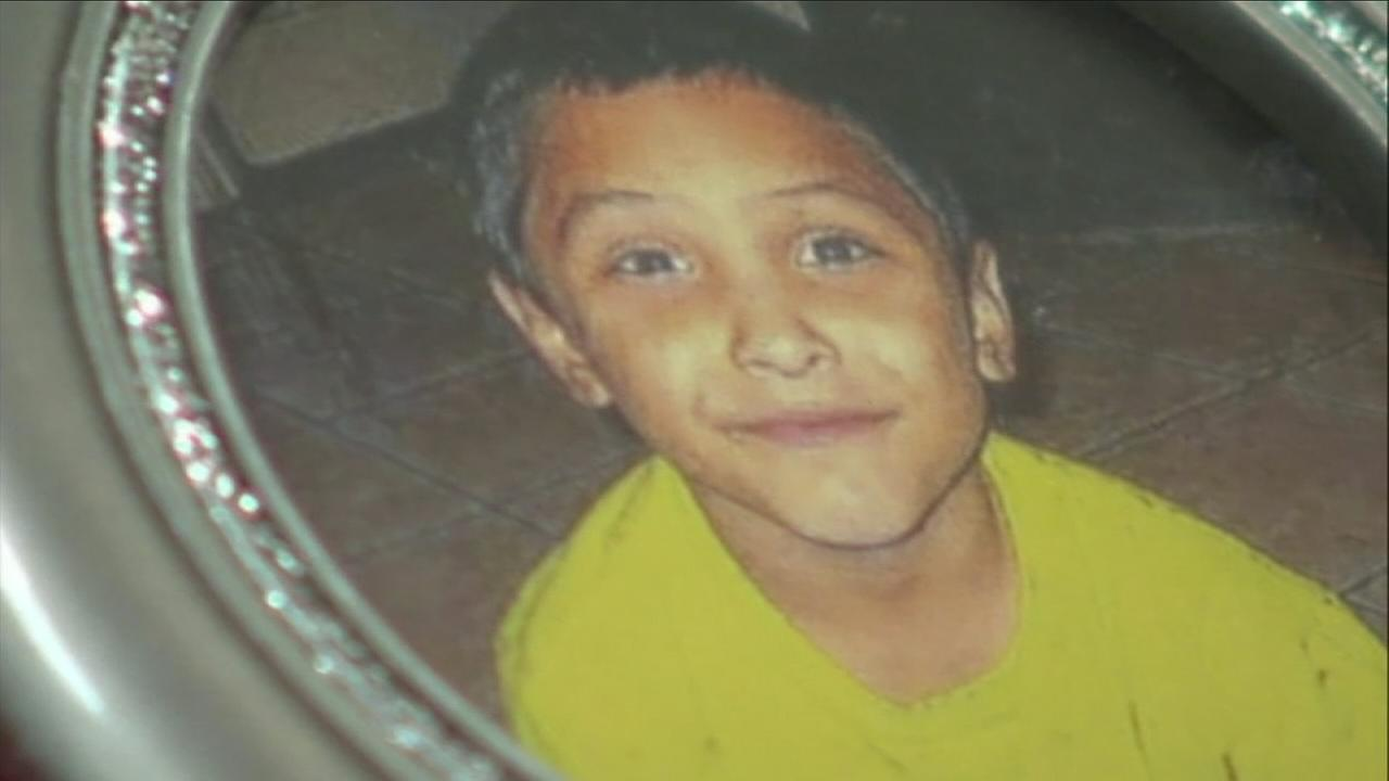 Gabriel Fernandez, 8, is shown in an undated photo.