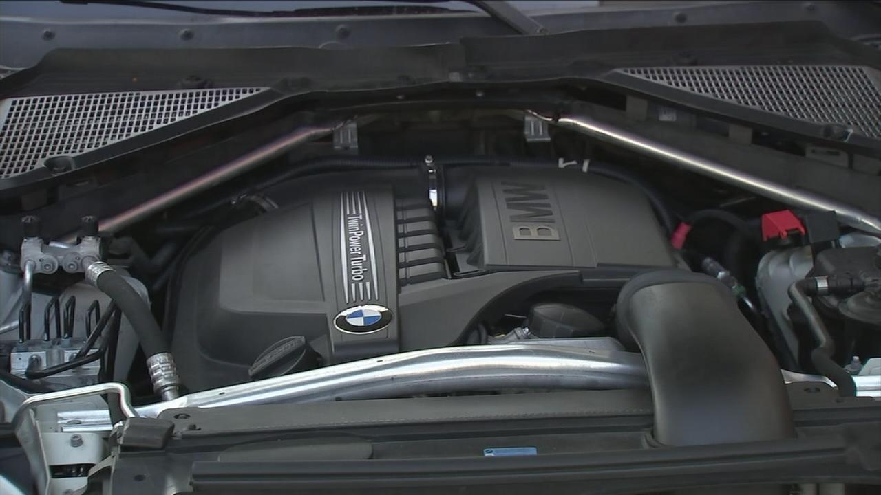 BMW is recalling more than 1 million cars and SUVs in two U.S. recalls due to the risk of fires under the hood.