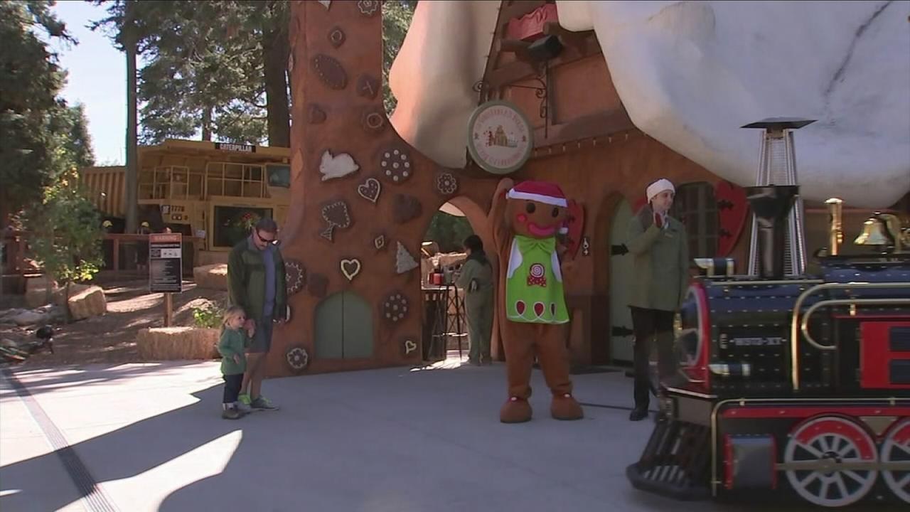 Popular SkyPark at Santas Village adds new features for the holiday season