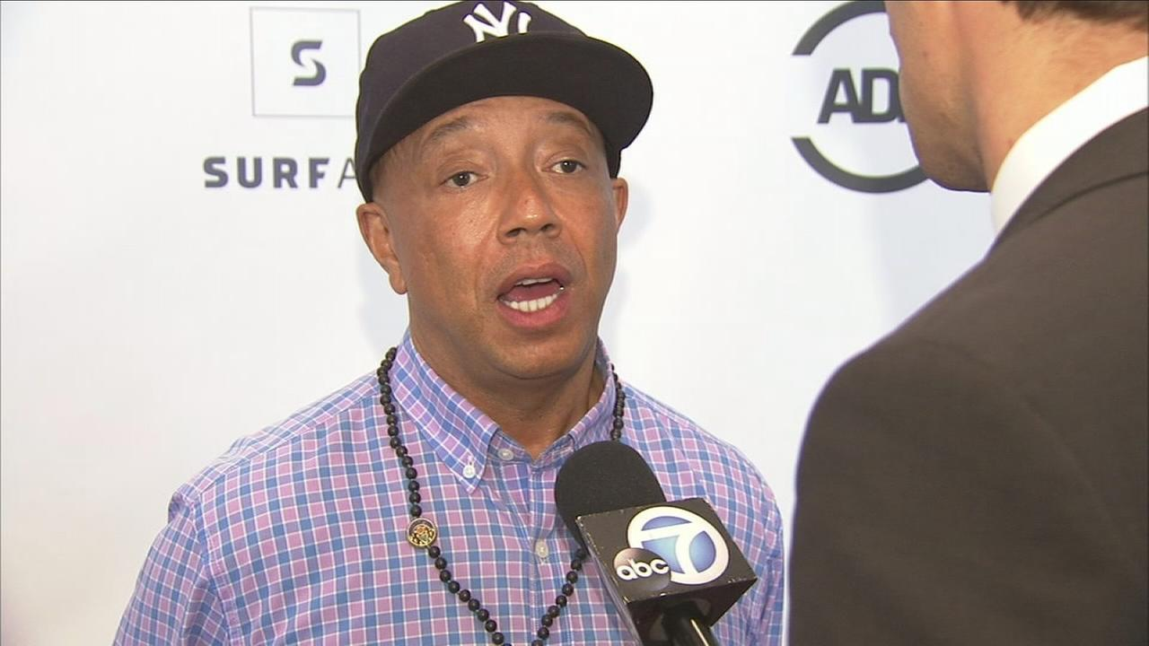 An undated file photo of Russell Simmons.