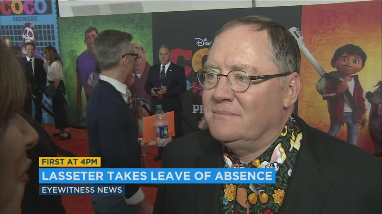 Pixar co-founder and Walt Disney Animation chief John Lasseter is taking a six-month leave of absence citing missteps with employees.