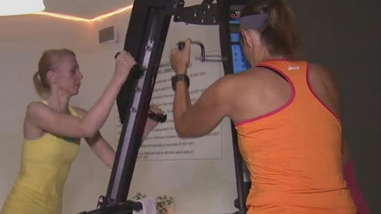 Whats old is new again. You may remember the VersaClimber, which was a big hit in the 90s.