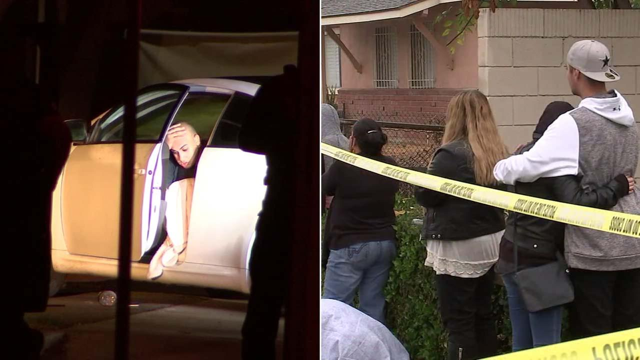 The man killed by police following an hourslong standoff in Covina was identified by family as a 22-year-old father.