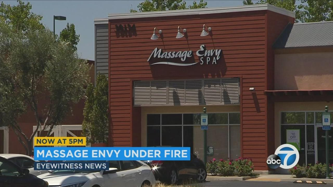 A Southern California woman is one of more than 180 nationwide who allege they were sexually assaulted at locations of the Massage Envy chain.