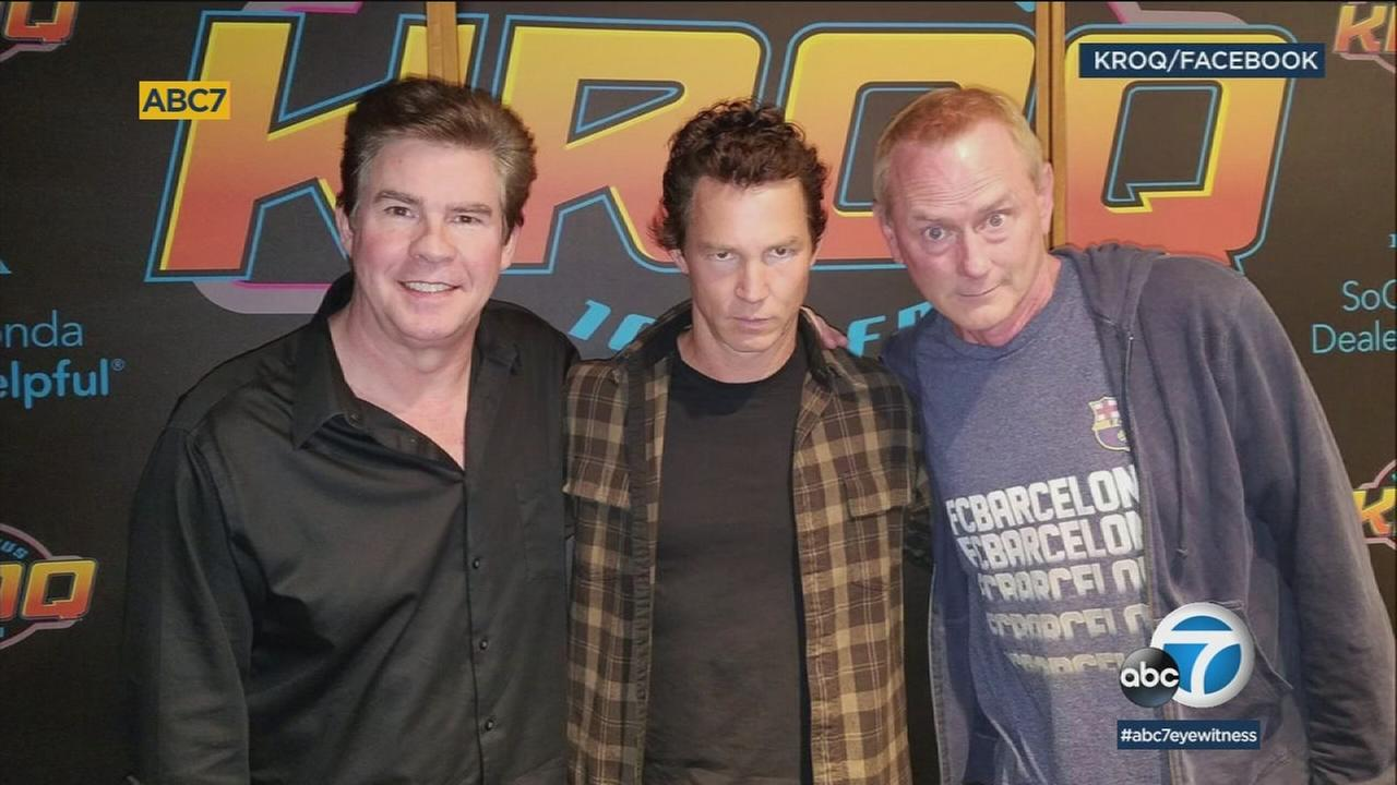 Longtime KROQ personality Ralph Garman tearfully announced he is signing off from the Kevin and Bean Show early Thursday morning.