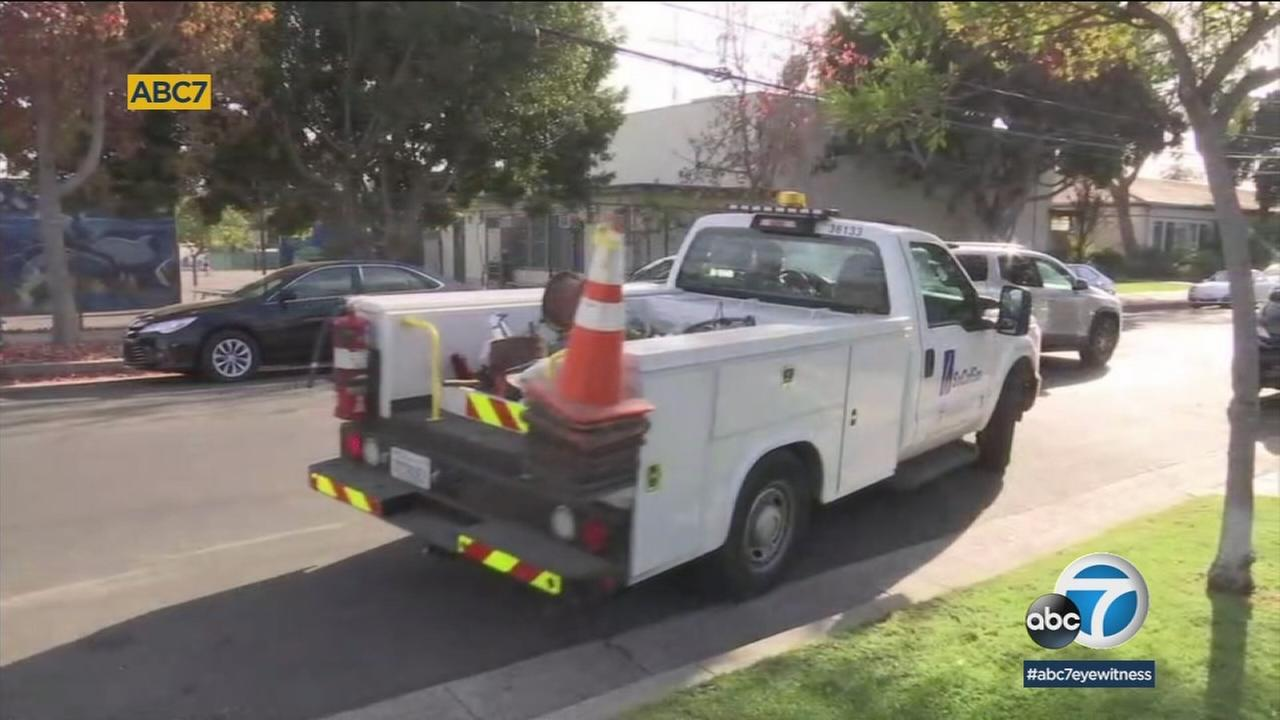 The mystery surrounding a possible gas leak in Los Angeles Westside has been solved.