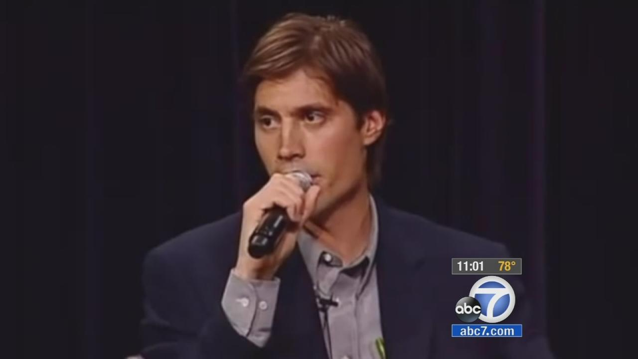 Journalist James Foley is seen in this undated file photo.