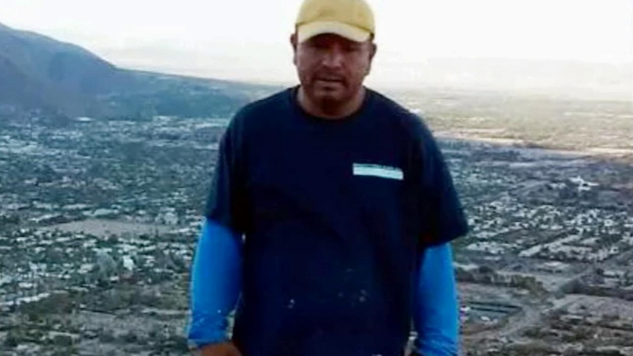 Gildardo Morales, 47, is seen in this undated file photo. He was found shot and killed in his truck in Pacoima on Thursday, August 21, 2014.