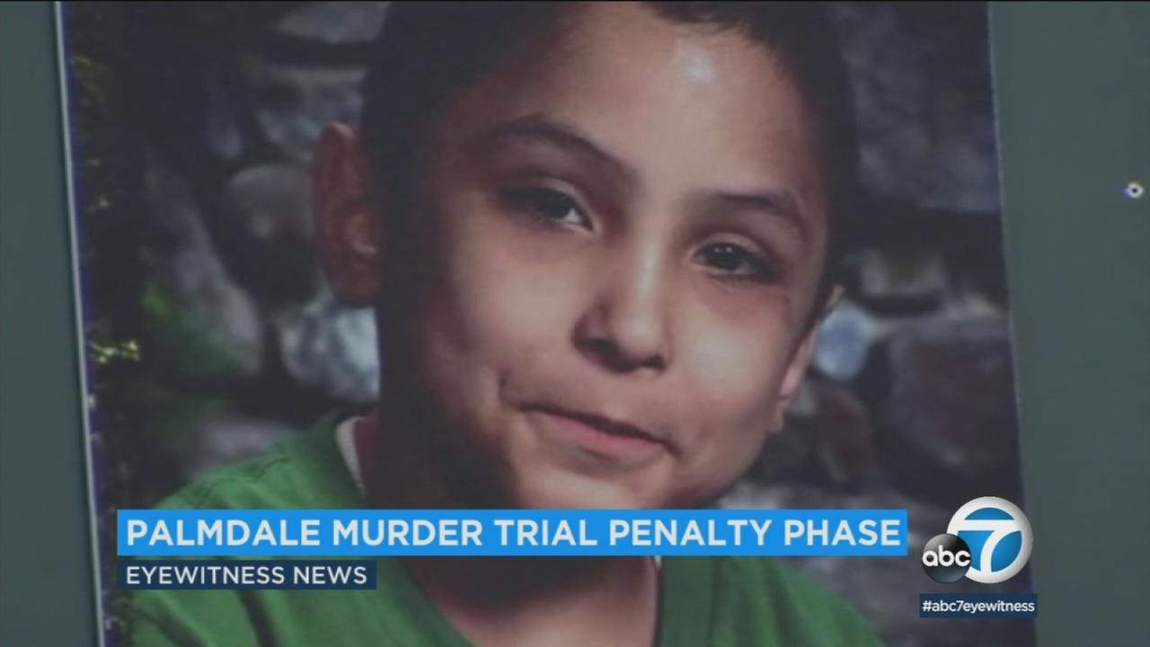 Gabriel Fernandez, 8, is shown in an undated photo. It has been presented many times during the trial of Isauro Aguirre, who was convicted of murdering the child.
