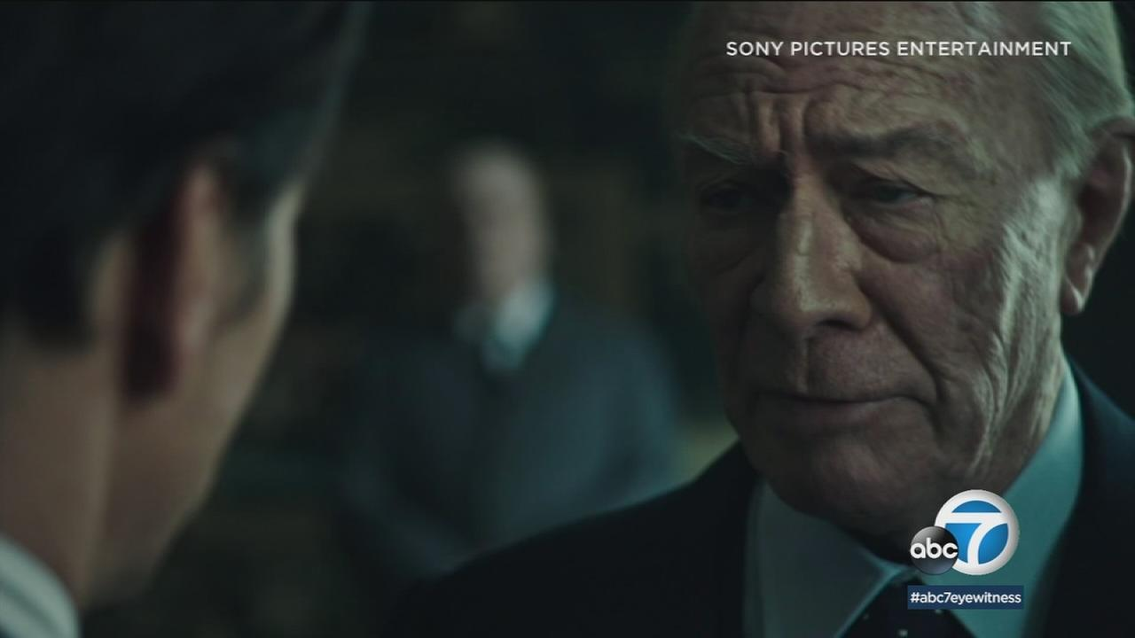 Christopher Plummer took on the role of J. Paul Getty in a film inspired by the kidnapping of his grandson, John Paul Getty III.