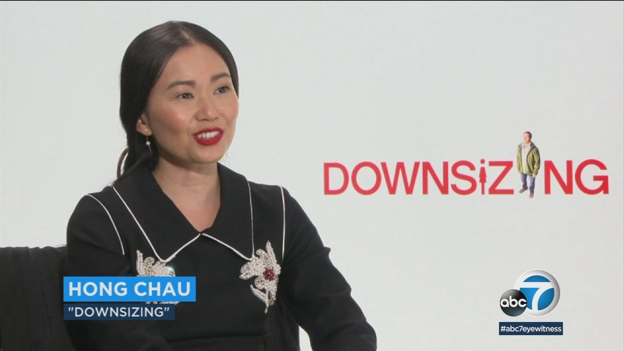 Hong Chau is one to watch in Hollywood, already racking up award nominations for her supporting role in the new Downsizing.