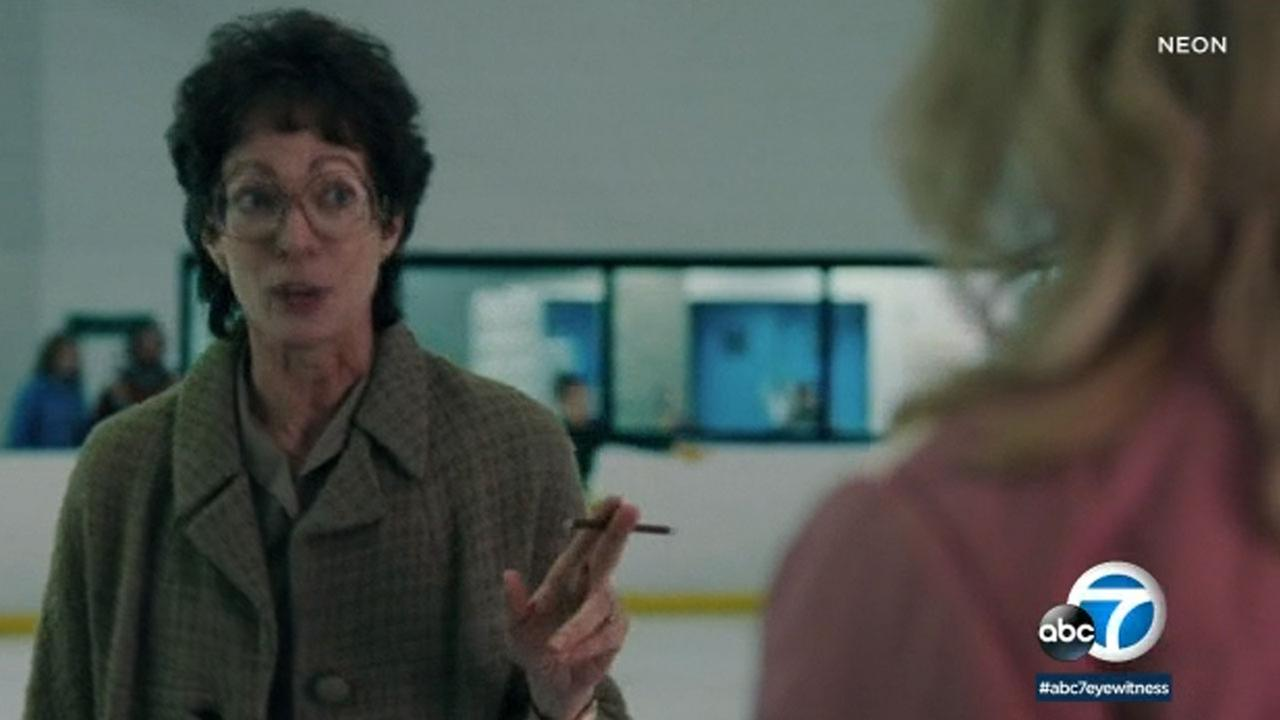 Actress Allison Janney is almost unrecognizable in her role as skater Tonya Hardings hardened mother in I, Tonya.