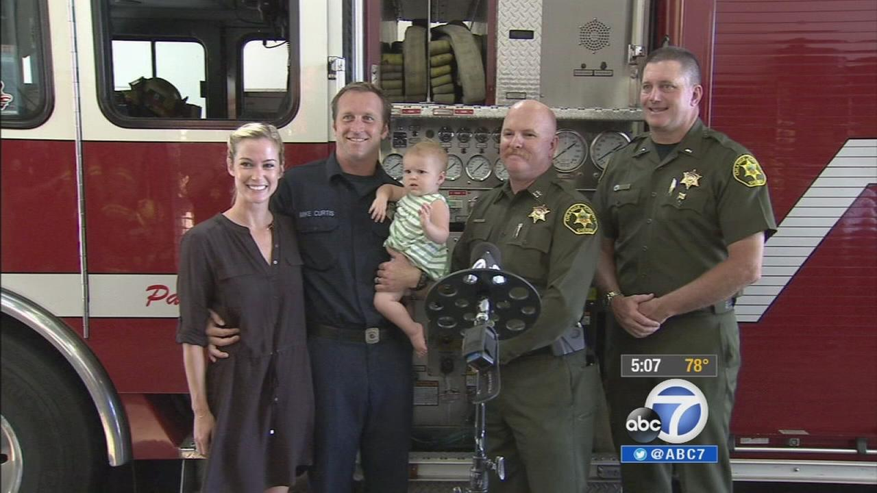 090214-kabc-5pm-oc-firefighter-honored-vid