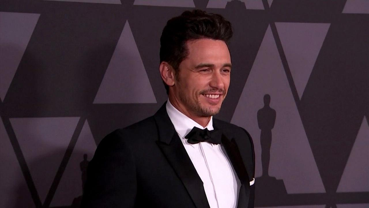 James Franco is seen in an undated file photo.