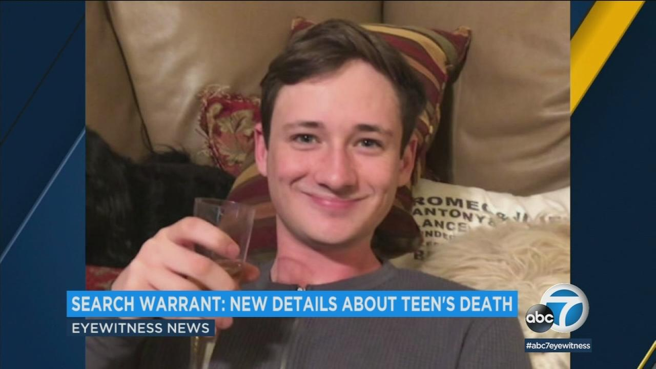 Detectives are investigating the death of Blaze Bernstein, a 19-year-old college student whose body was found in a Lake Forest park.